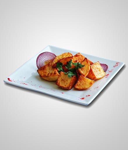 Картофель запеченный_