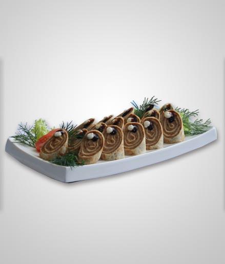 Тапенада из печени